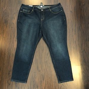 Torrid Women's Curvy Skinny Jeans Size 22Xs